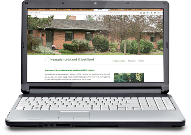 Hjemmesidedesign for iværksættere